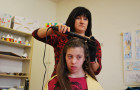 Frizerski salon Tanja na obisku v posebnem programu