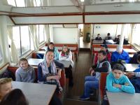 Z ladjico v Piran